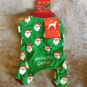 Pet Central Christmas PJ for Dogs